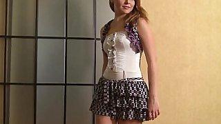 Pretty Latria changes clothes