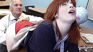 High school teacher having sex with a student