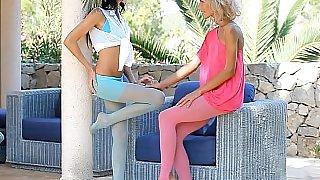 Melanie & Stephanie