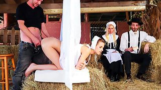 Amish Girls Go Anal Part 1: Time To Breed