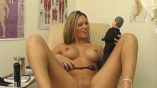 Fabulous pornstar Anna Nova in incredible blonde, hd xxx movie