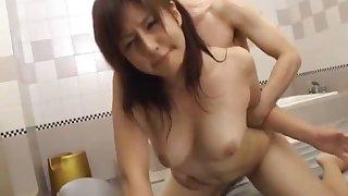 Exotic Japanese whore Amatsuka Tsubasa in Incredible Big Tits, Showers JAV scene