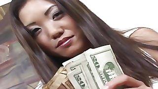 Housewife Kaiya needs cash, to get her man a birthday gift!