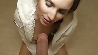 She just likes to suck it 2