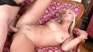 Christen Courtney wants to swallow after such a great fuck