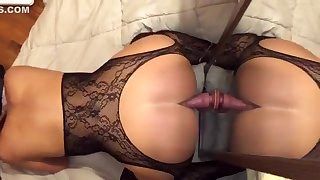 Best Amateur record with Lingerie, Ass scenes