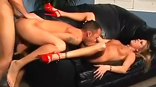 Amazing Homemade movie with Bisexual, Strapon scenes