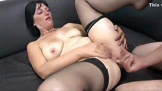 Fabulous Amateur movie with Cunnilingus, Big Tits scenes