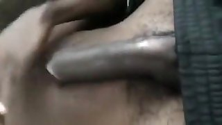 Stroking My Bbc Until I Cum