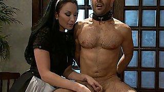 January Seraph maid him do it